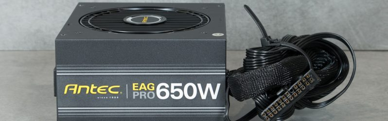 Review: Antec EarthWatts Gold Pro