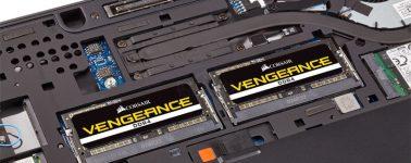 Corsair lanza el kit de memoria SO-DIMM más rápido del mercado, las Vengeance 4000 MHz