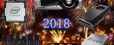 Os deseamos un Feliz Año Nuevo, y resumimos lo más destacable de 2017