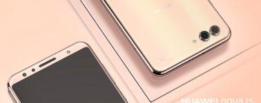 Huawei Nova 2s anunciado: 6″ FHD+, Kirin 960, cuatro cámaras y 3340 mAh