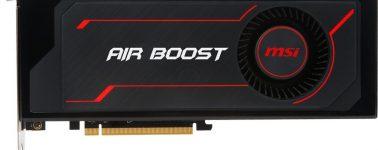 MSI lanza su Radeon RX Vega 64 Air Boost, poco sentido a día de hoy