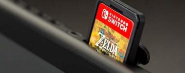 Los cartuchos de 64GB no llegarán a la Nintendo Switch hasta el 2019