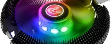 Raijintek Juno X RGB: Sigue siendo un disipador de perfil bajo pero ahora con iluminación RGB