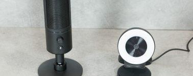 Review: Razer Broadcast Studio (Seirēn X + Razer Kiyo)