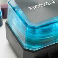 Reeven Naia 240: Líquida de 240 mm rellenable y con depósito transparente