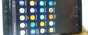 Samsung Galaxy A8+ (2018) filtrado en vídeo, un 6″ FHD+ con panel AMOLED