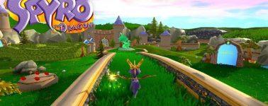 Así luce el mítico Spyro The Dragon recreado con el Unreal Engine 4, puedes probarlo