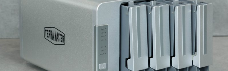 Review: TerraMaster F4-420 (NAS Quad-Core)