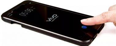Vivo será el primer fabricante en ofrecer un lector de huellas dactilares bajo la pantalla