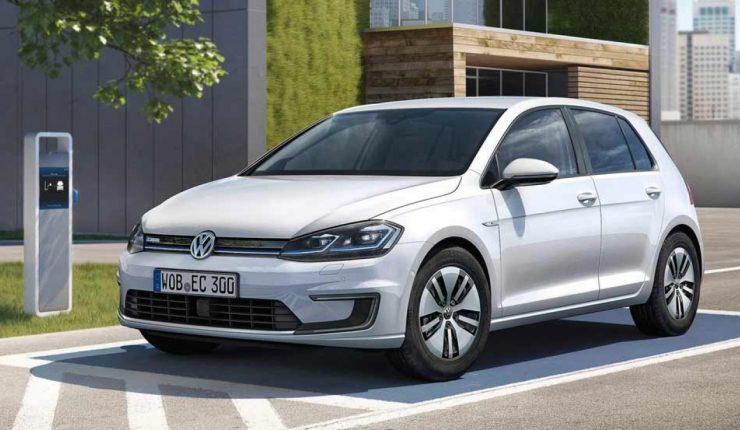 Vehículo eléctrico de Volkswagen