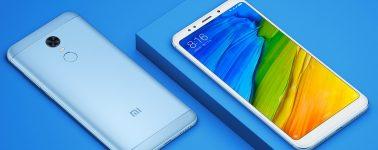 Xiaomi anuncia su Redmi 5 y Redmi 5 Plus, ambos con pantallas de 18:9