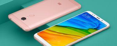 El Xiaomi Redmi 5 y Redmi 5 Plus ya están disponibles para su pre-compra
