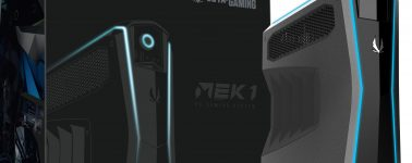 Zotac MEK1: Mini-PC Gaming con una CPU Core i7 y una GeForce GTX 1070 Ti