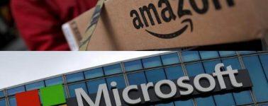 Algunos empleados de Amazon y Microsoft resultan involucrados en casos de explotación sexual