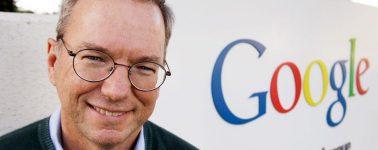 Eric Schmidt, el ex-CEO de Google, deja Alphabet tras 18 años en la empresa