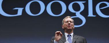 Eric Schmidt deja su puesto como presidente de Alphabet, la matriz de Google