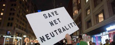 Comienzan a surgir protestas en favor de la Neutralidad de la Red en Estados Unidos