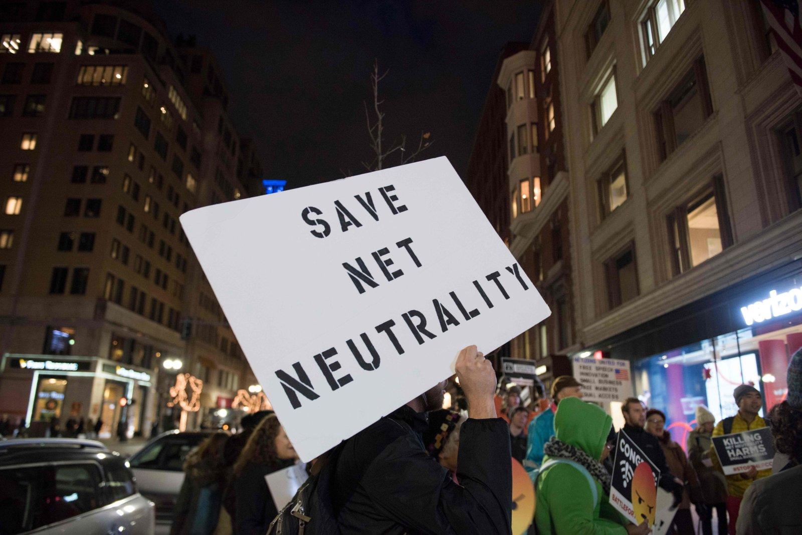 Resultado de imagen para neutralidad de la red estados unidos