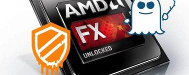 AMD anuncia Steps, los primeros pasos para mitigar la vulnerabilidad Spectre