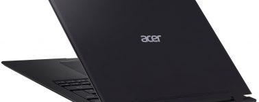 Acer Swift 7: El portátil más delgado del mundo trae un Core i7 y conectividad 4G LTE