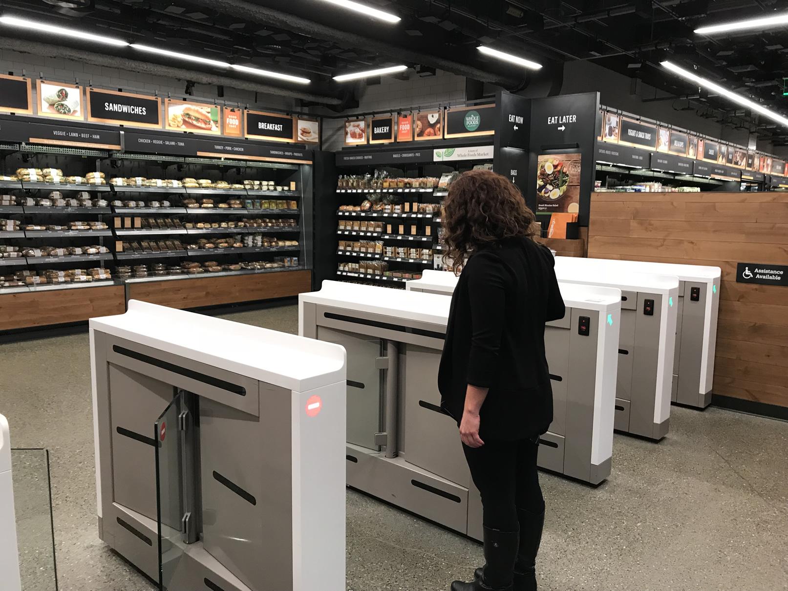 Amazon planea abrir hasta 3000 tiendas sin empleados para 2021