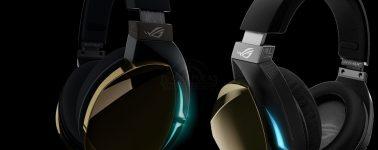Asus ROG Strix Fusion 500: Auriculares gaming 'Premium' con sonido virtual 7.1 por 180$