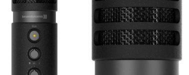 Beyerdynamic FOX: Micrófono de mesa con calidad de estudio a precio asequible