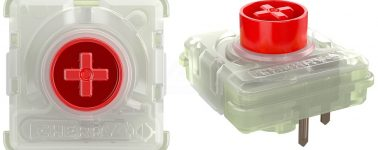Cherry anuncia sus pulsadores mecánicos Cherry MX Low Profile RGB, ideal para portátiles