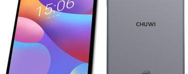 Chuwi Hi8 Air: Tablet de 8″ con Windows 10 + Android 5.1