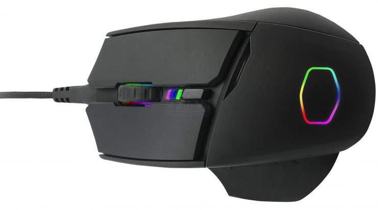Cooler Master Mastermouse MM830 740x412 0
