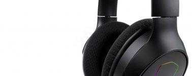 Cooler Master Masterpulse MH850: Auriculares gaming con sonido virtual 7.1