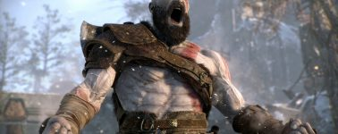 God of War llegará en Abril a la PlayStation 4, y gráficamente no decepciona
