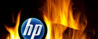 HP anuncia que al menos 50.000 portátiles presentan un riesgo de incendio con su batería