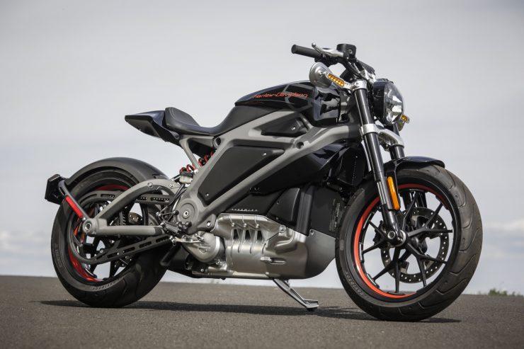 Harley Davidson LiveWire 740x493 0