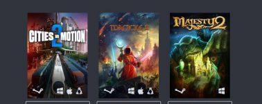 Humble Bundle: Pack de juegos de Paradox Interactive desde 0.81 euros
