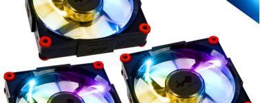 In Win Aurora: Pack 'Premium' de iluminación RGB por 120 euros