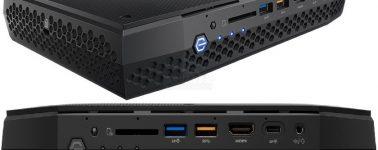Intel NUC8i7HVK y NUC8i7HNK: Dos poderosos Mini-PCs con GPU AMD Radeon RX Vega M