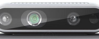 Intel lanza sus cámaras de profundidad RealSense D400