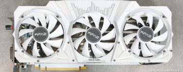Review: KFA2 GeForce GTX 1070 Ti HOF