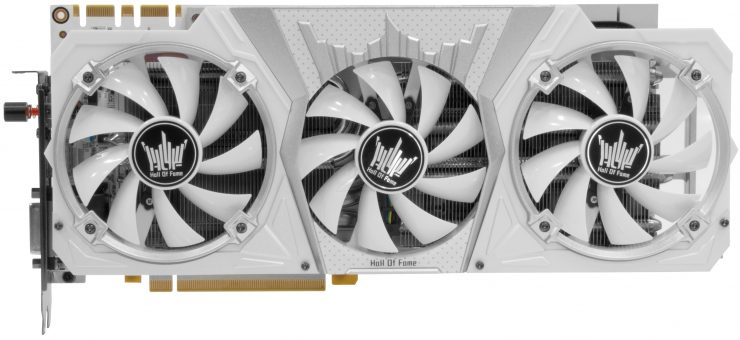 KFA2 GeForce GTX 1070 Ti Hall of Fame 1 740x340 0