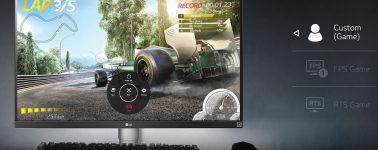 LG 27UK650-W: Un 27″ 4K con AMD FreeSync que alardea de un HDR inexistente