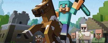 Minecraft alcanzó los 74 millones de jugadores activos en Diciembre