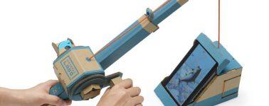 Nintendo Labo: Trozos de cartón para tu Nintendo Switch con un precio de partida de 70 euros