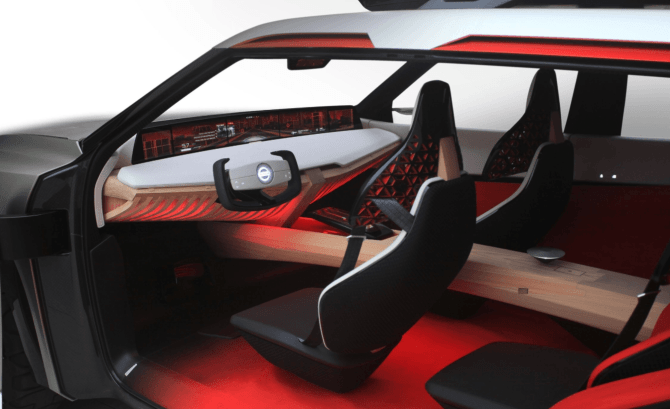 Nissan Xmotion Concept 2 1