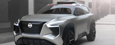 Nissan presenta su Xmotion Concept, un SUV autónomo con asistente virtual y desbloqueo por huella dactilar