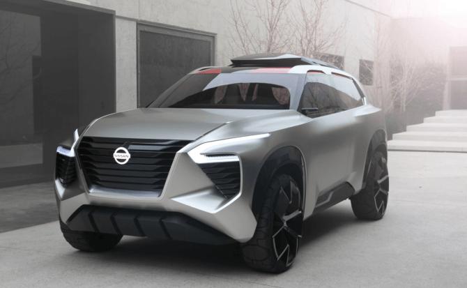 Nissan Xmotion Concept 0