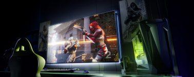 El primer monitor Nvidia Big Format Gaming Display llegará en Febrero por 4.999 dólares