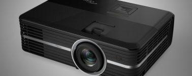 Optoma UHD51A: Proyector 4K HDR10 con Amazon Alexa a precio asequible