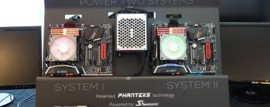 Phanteks Revolt Pro y Revolt X: La primeras fuentes de la compañía