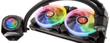 Raijintek Orcus RGB y Orcus Core: Sistemas de refrigeración por agua de 240 mm